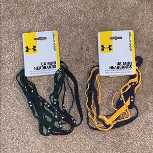 Under Armor headbands